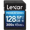Lexar SDXC Premium 128GB 300X UHS1