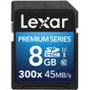 Lexar SDHC Premium 8GB 300X UHS1
