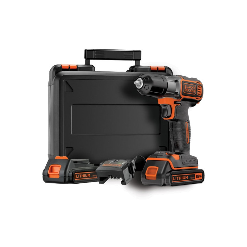Black+Decker boor-schroefmachine
