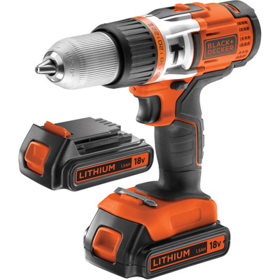 Image of Black & Decker EGBHP1881BK