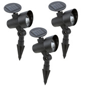Eglo 48504 Solar Spies 3 pack