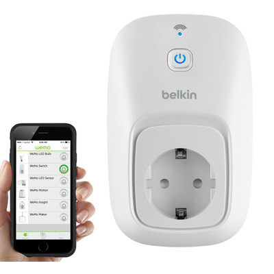 Image of Belkin WeMo Home Automation Switch