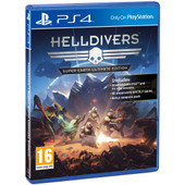 Helldivers Super-Earth Ultimate Edition PS4