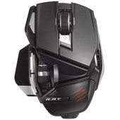 Mad Catz Office R.A.T. Wireless Mobile Glossy Zwart