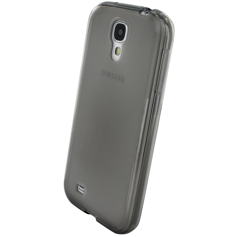 Mobiparts Essential TPU Case Samsung Galaxy S4 Grijs