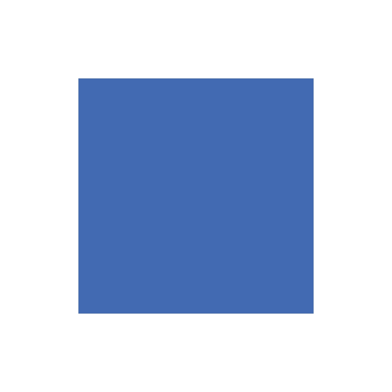 Falcon Eyes Achtergrondpapier 58 Chroma Blue 1,35x11 m