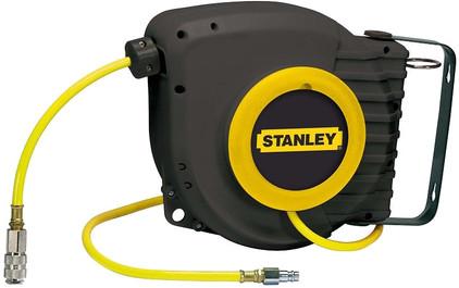 Stanley Luchtslang automatische haspel PE 9m