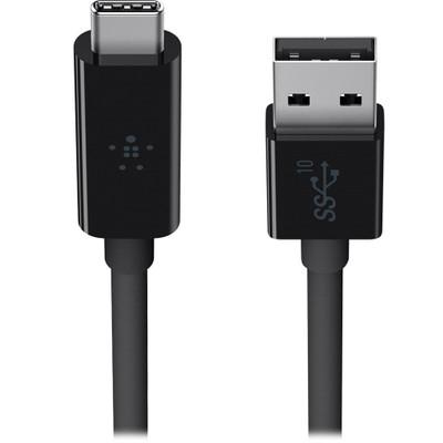 Image of Belkin F2CU029BT1M-BLK USB-kabel