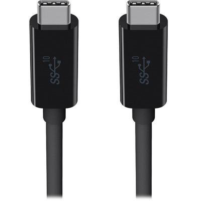 Image of Belkin F2CU030BT1M-BLK USB-kabel