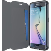 Tech21 Evo Wallet Samsung Galaxy S6 Edge Zwart