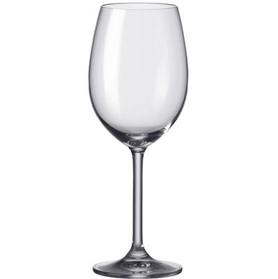 Leonardo Daily Rode Wijnglas - 0.46 l - 6 Stuks