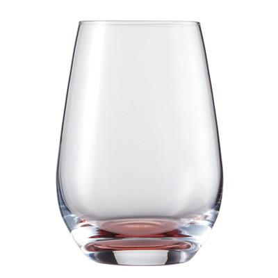 Schott Zwiesel Vina Touch Waterglas 40 cl Rood (6 stuks)