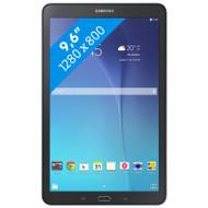 Samsung Galaxy Tab E 9.6 Zwart
