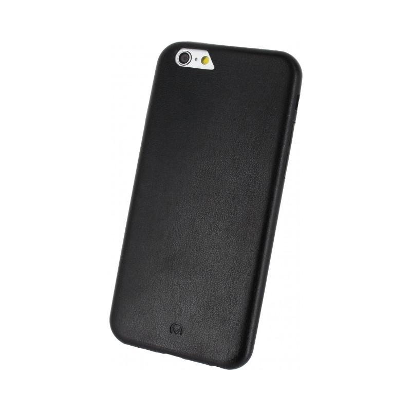 Mobilize Leather Case Apple iPhone 6 Zwart