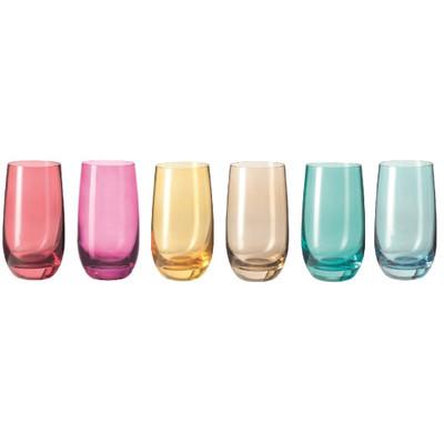 Image of Leonardo Sora Longdrinkglas 39 cl (6 stuks)