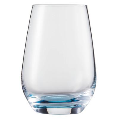Image of Schott Zwiesel Vina Touch Waterglas 40 cl Blauw (6 stuks)