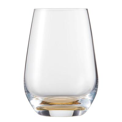 Image of Schott Zwiesel Vina Touch Waterglas 40 cl Amber (6 stuks)