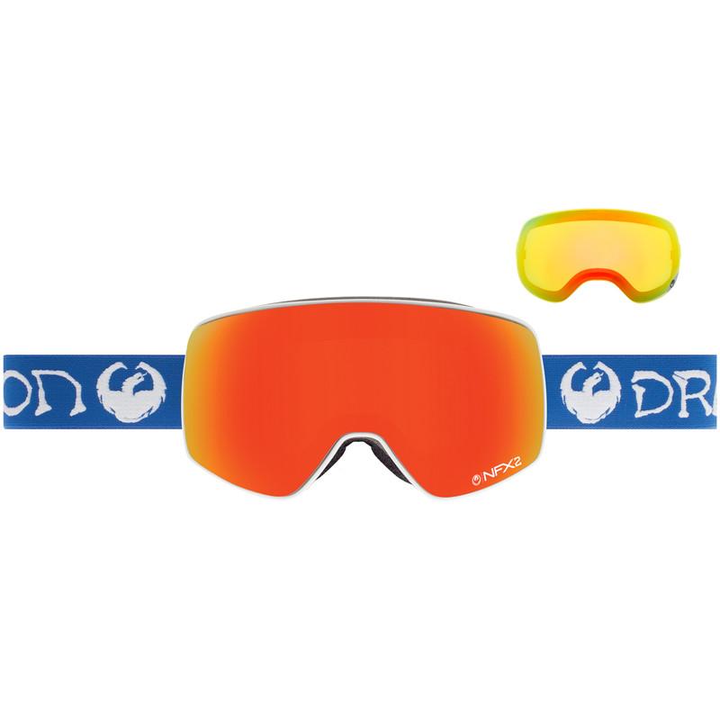 Dragon Nfx2 Danny Davis / Red IonizedandYellow Blue Ionized