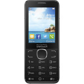 Alcatel One Touch 2007 Dual Sim Zwart