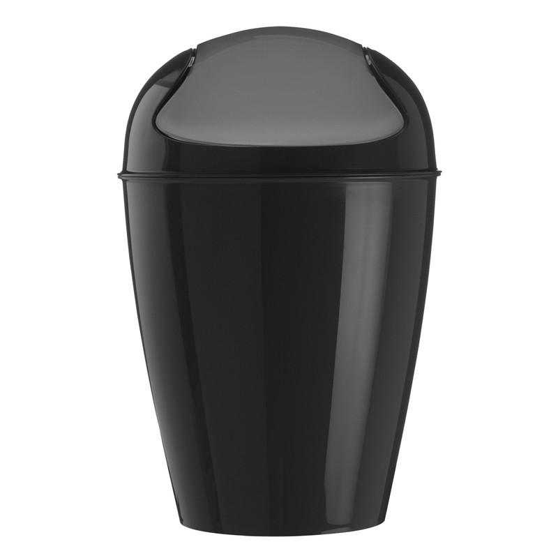 Koziol Del S 5 Liter Zwart