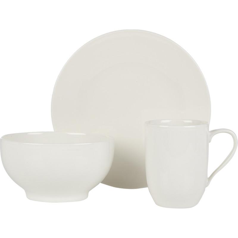 Villeroy & Boch For Me, 6-delige ontbijtset