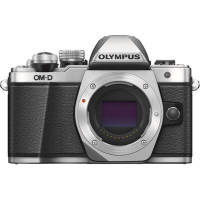 Image of Olympus E-M10 Mark II systeemcamera Body Zilver