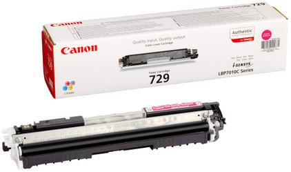 Canon 729M Toner Magenta (4368B002)