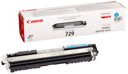 Canon 729C Toner Cyaan (4369B002)