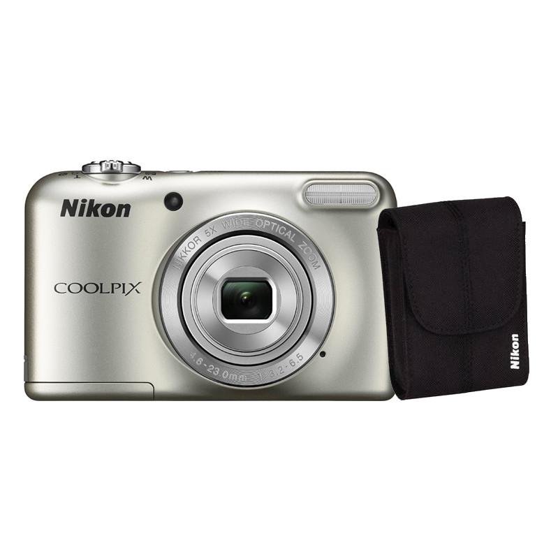 Nikon Coolpix L31 + Tasje