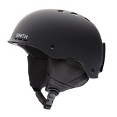 Smith Holt Matte Black (55-59 cm)