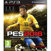 Pro Evolution Soccer 2016 Day 1 Edition PS3
