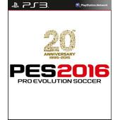 Pro Evolution Soccer 2016 20th Anniversary Edition PS3