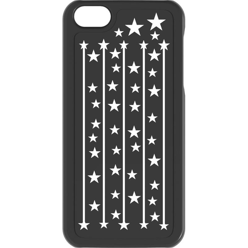 GROM Stars iPhone 5/5S Zwart
