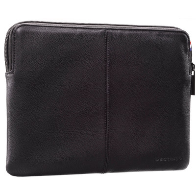 Decoded Leren Slim Sleeve iPad Mini / 2 / 3 Zwart
