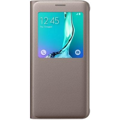 Samsung Galaxy S6 Edge Plus S View Cover Goud