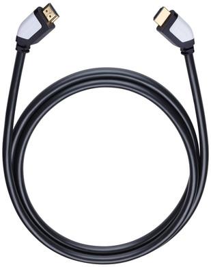 Oehlbach Haakse HDMI Kabel 3,2 m