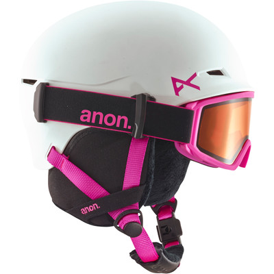 Image of Anon Define White/Pink (48 - 51 cm)