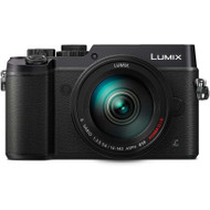Panasonic Lumix DMC-GX8 + 14-140mm zwart