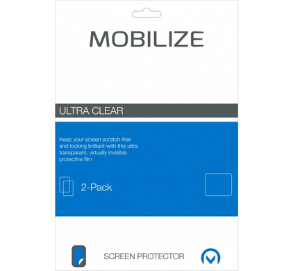 Mobilize Screen Protector Duo Pack Samsung Galaxy Tab S2 9.7
