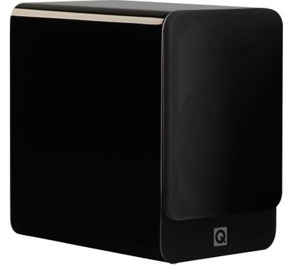 Q Acoustics Concept 20 Hoogglans Zwart (per paar)