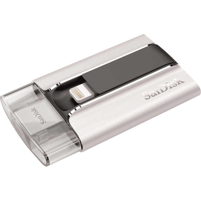 Sandisk Ixpand Flash Drive 16 Gb Lightning Usb