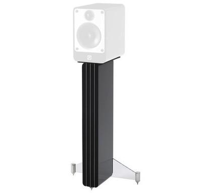 Q Acoustics Concept Vloerstandaard Hoogglans Zwart