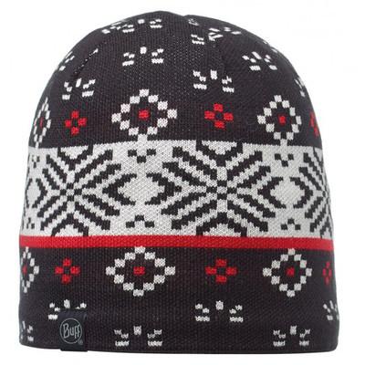 Image of Buff Knitted & Polar Hat Buff Jorden Black