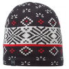 Buff Knitted & Polar Hat Buff Jorden Black