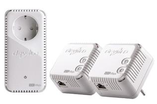 Powerline-adapter met wifi