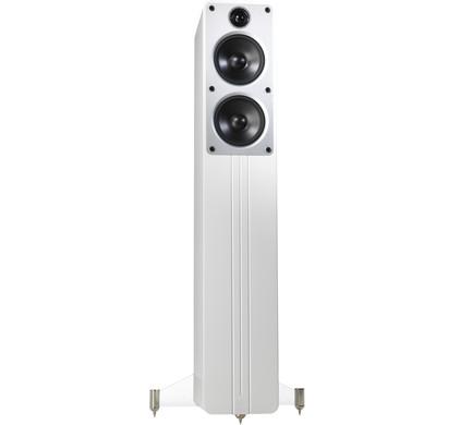 Q Acoustics Concept 40 Hoogglans Wit (per stuk)