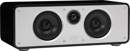 Q Acoustics Concept Center Hoogglans Zwart (per stuk)