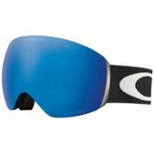 Oakley Flight Deck Matte Black + Prizm Sapphire Lens