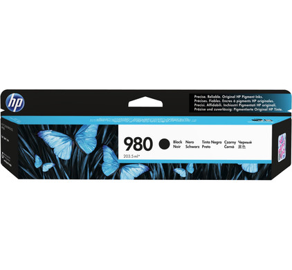 HP 980 Cartridge Zwart (D8J10A)
