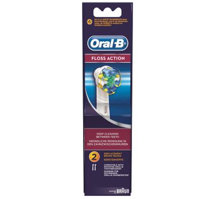 Oral-B Floss Action (2 stuks)